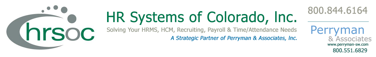 HR Systems of Colorado, Inc.